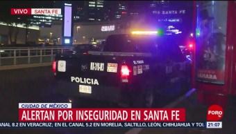 Foto: Robo Automovilistas Santa Fe CDMX 21 Mayo 2019