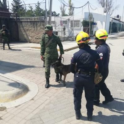 Amenaza de bomba provoca desalojo en Poder Judicial de León