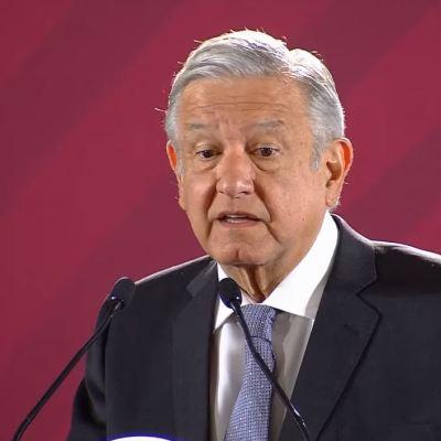 AMLO anuncia creación del 'Instituto para Devolverle al Pueblo lo Robado'