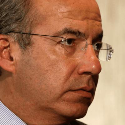 AMLO difunde carta donde Calderón pide no quitarle seguridad