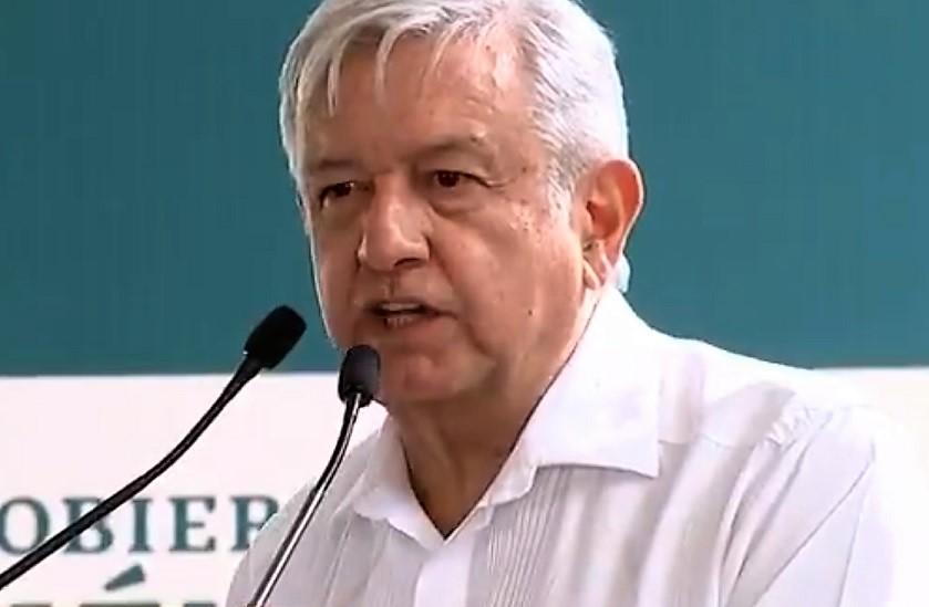 Imagen: López Obrador se compromete a rescatar al campo del abandono en el que estuvo por años, 8 de septiembre de 2019 (FORO tv)