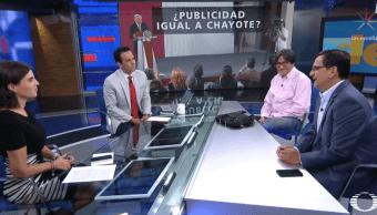 FOTO AMLO, INAI y lista de periodistas, análisis en Despierta con Loret (Noticieros Televisa 27 mayo 2019 cdmx)