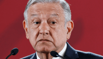 FOTO AMLO afirma que no hay crisis económica en México (YouTube)