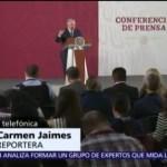 AMLO pide a Semar plan de emergencia contra sargazo en Caribe