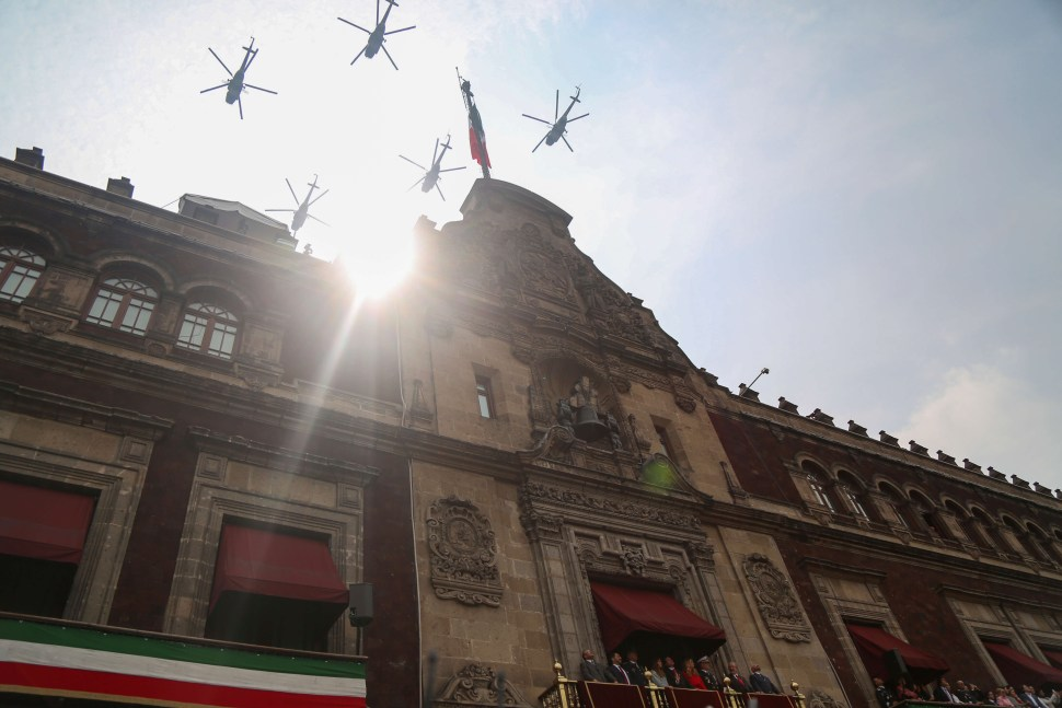 foto palacio nacional
