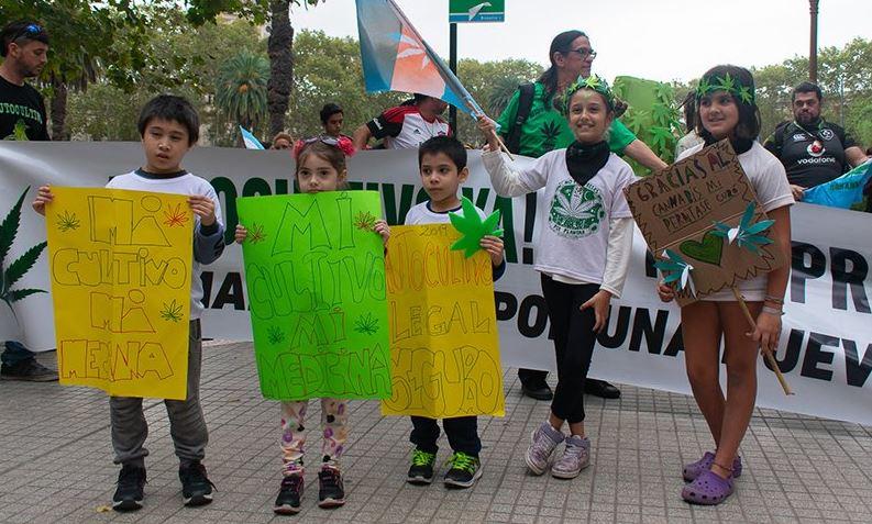 Marchan en ciudades del país para pedir legalización de la marihuana