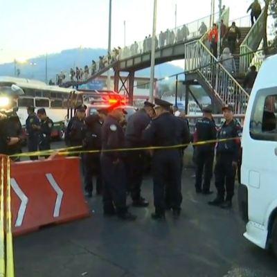 Asesinan a pasajero durante asalto en Estado de México