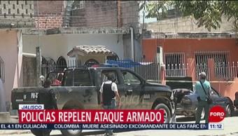 Atacan a policías estatales en Puerto Vallarta, Jalisco