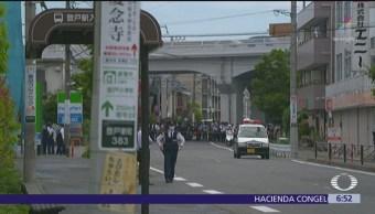 Ataque con cuchillo en Kawasaki, Japón, deja 2 muertos