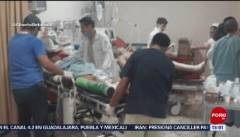 FOTO: Ataque deja dos muertos y cuatro heridos en Acultzingo, Veracruz, 19 MAYO 2019