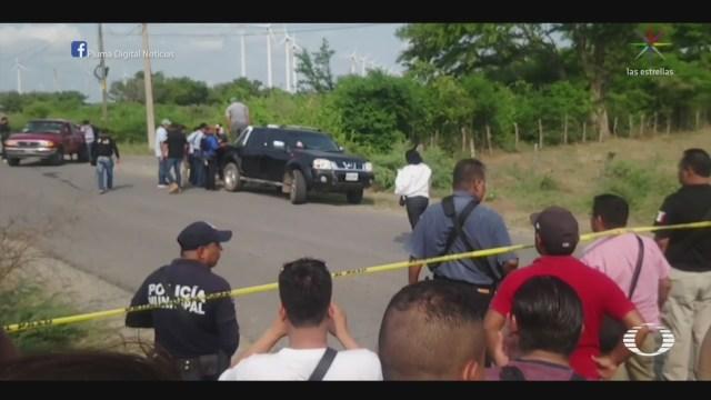 Foto: Ataque Juchitán Oaxaca 20 de Mayo 2019