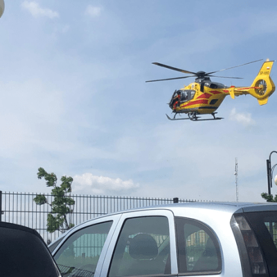 Dos heridas tras ataque con escopeta en escuela en Polonia