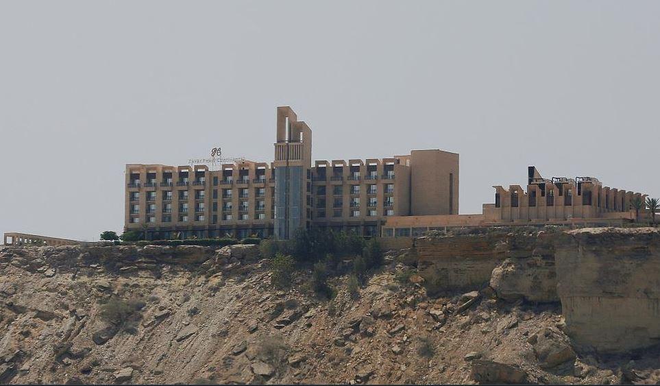 Foto: Un grupo separatista realizó un ataque armado en un hotel de lujo en la provincia suroriental de Baluchistán, en Pakistán, 12 mayo 2019