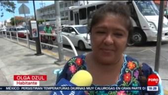 FOTO: Aumentan enfermedades respiratorias en Campeche, por ola de calor, 24 MAYO 2019