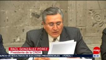 Foto: Aumentan linchamientos México CNDH 22 Mayo 2019