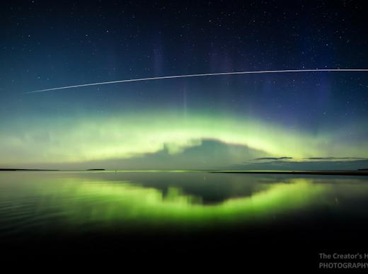 Resultado de imagen para Primeras señales de la tormenta solar que azota la Tierra