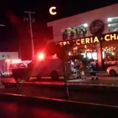 Balacera en cervecería de Playa del Carmen deja al menos un muerto y 11 heridos
