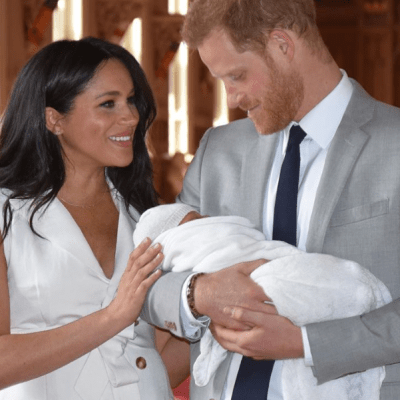Bebé Sussex se llama Archie Harrison Mountbatten-Windsor