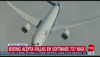 FOTO: Boeing acepta fallas en software 737 Max, 18 MAYO 2019