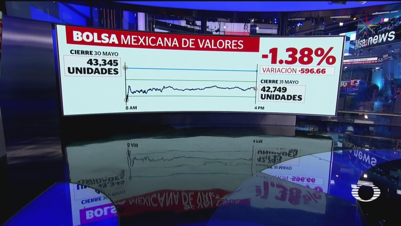 Foto: Empresarios Políticos Anuncio Aranceles Trump 31 Mayo 2019