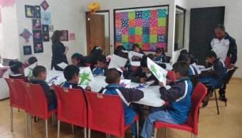 Foto: Suspenden clases en Edomex, mayo 2019. Twitter @SeducEdoMex