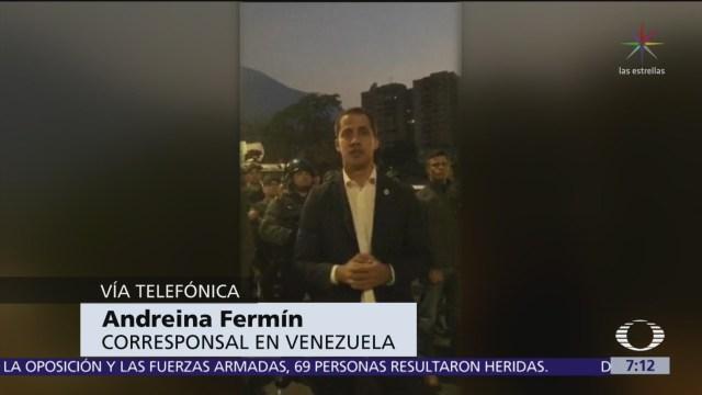 FOTO: Caracas amanece en calma tras enfrentamientos desatados con 'Operación Libertad', 1 MAYO 2019