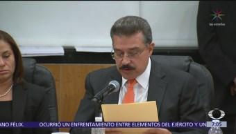 Carlos Lomelí rechaza acusaciones sobre licitaciones o ventas de medicamentos