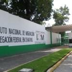 Oficina de INM en Chiapas reabre tras motín de migrantes cubanos