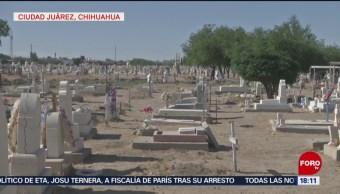 Foto: Chihuahua Ciudad Juarez Feminicidios 2019 17 Mayo