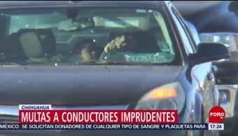Foto: Chihuahua tendrá tolerancia cero en accidentes vehiculares