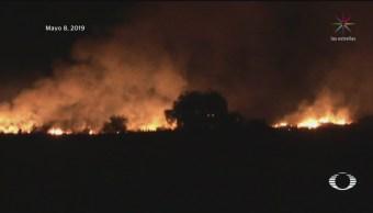 Foto: Incendios Forestales Afectan México 9 de Mayo 2019