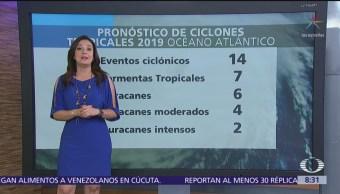 Clima Al Aire: Frente número 60, estacionario sobre frontera norte de México