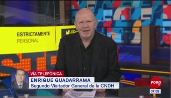 CNDH: Linchamientos aumentan en México porque no hay confianza en autoridades