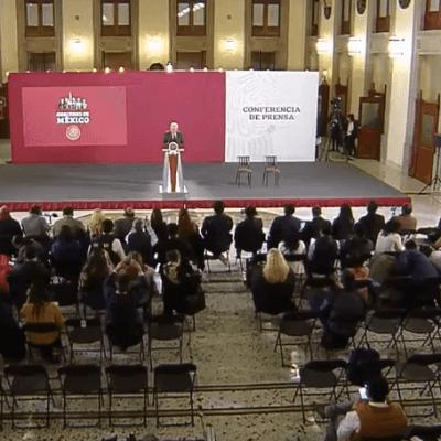 Transmisión en vivo: Conferencia de prensa AMLO 1 de mayo 2019 (Día del Trabajo)