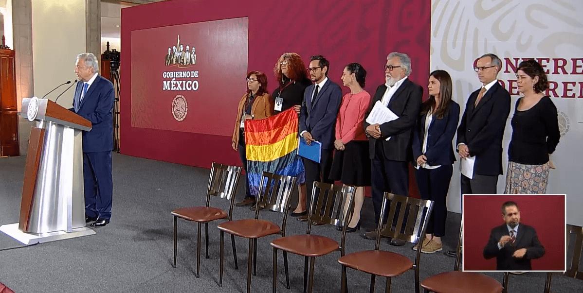 Transmisión en vivo: Conferencia de prensa AMLO 17 de mayo 2019 (YouTube)