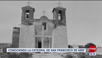 Conociendo la catedral de San Francisco de Asís