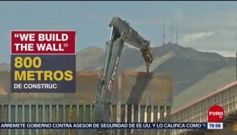 Foto: Construyen Muro Frontera Estados Unidos 27 Mayo 2019