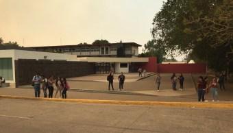 Foto: Contingencia ambiental en Jalisco, 8 de mayo 2019. Twitter @berthareynoso