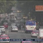 FOTO: Contaminación en CDMX alcanza 128 puntos en Pedregal