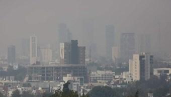 Foto: Contaminación ambiental en Puebla. 14 de mayo 2019. Twitter @fhergarciav