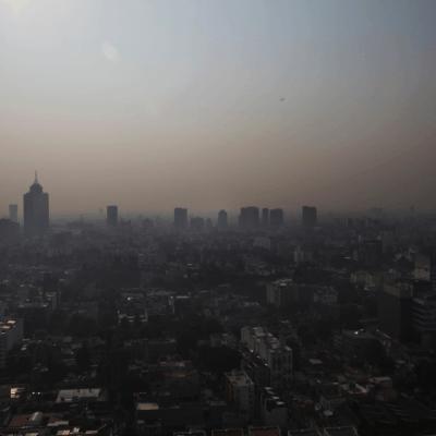 CDMX aplicará medidas adicionales si persiste contaminación atmosférica