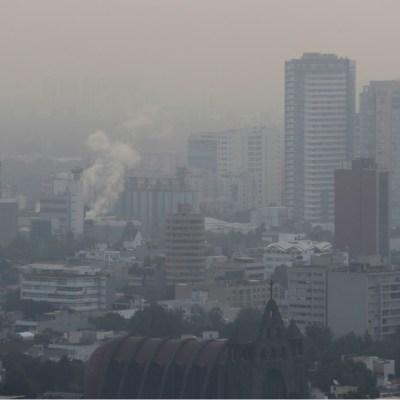 Fases I y II de contingencia ambiental contemplan partículas PM2.5