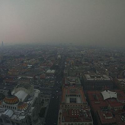 Se activa Contingencia Ambiental Atmosférica Extraordinaria en el Valle de México