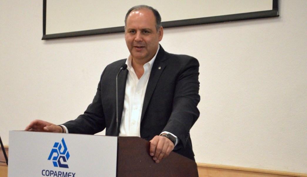 Foto Coparmex pide al gobierno federal recortes racionales 27 mayo 2019