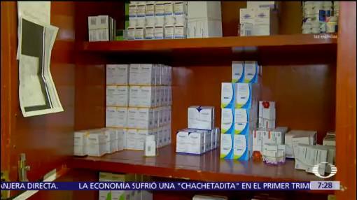 Crean plataforma 'Huachicol de medicinas' para denunciar desabasto