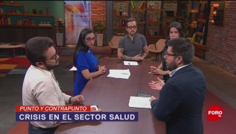 Foto: Crisis Sector Salud Imss 27 Mayo 2019