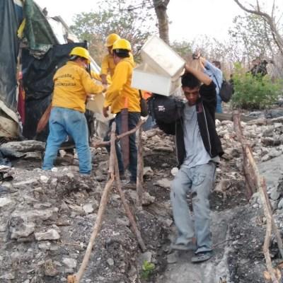 Recuperan 21 hectáreas invadidas en el Cañón del Sumidero; no hay detenidos