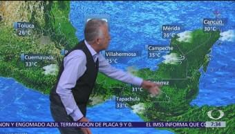 Despierta con Tiempo: Frente frío 57 recorrerá noroeste y norte de México