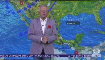 Despierta con Tiempo: Pronostican lluvias en Valle de México