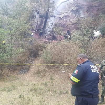Desploma avioneta en Atizapán, Edomex; muere el piloto